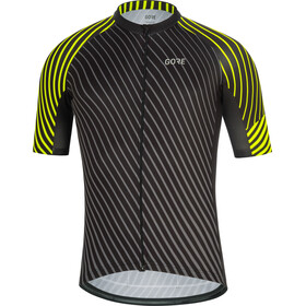 GORE WEAR C3 Jersey Men black/neon yellow